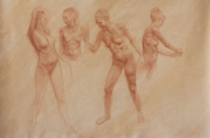 Figure Drawing IV