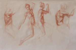 Figure Drawing VI