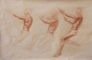 Figure Drawing VIII